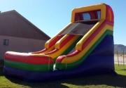 18 ft Dry Slide
