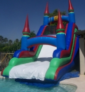 20 Foot Pool Slide
