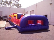 34 Ft Obstacle Course
