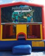 Minecraft Bouncer